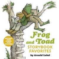 Frog and Toad Storybook Favorites - Lobel