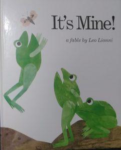 It's Mine - Lionni