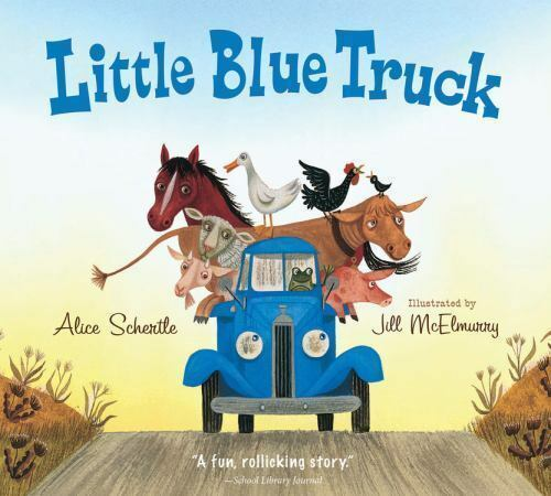 Find Little Blue Truck at Biblio and Support Independent Booksellers!