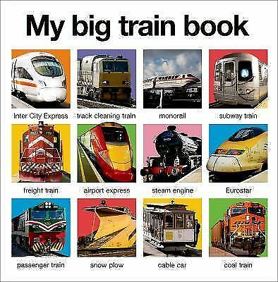 Find My Big Train Book at Biblio and Support Independent Booksellers!