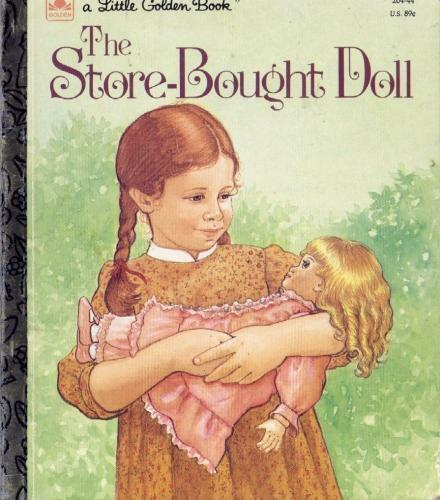 Store Bought Doll - Meyer