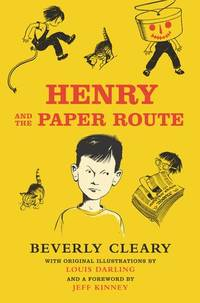 Henry and the Paper Route - Cleary