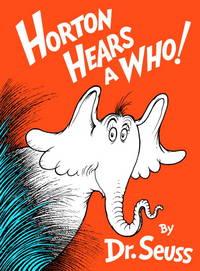 Horton Hears a Who - Seuss