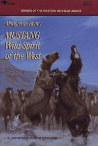 Mustang Wild Spirit of the West - Henry