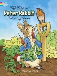 Tale of Peter Rabbit Coloring Book - Potter - Dover