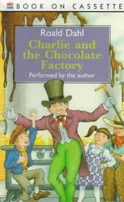 Charlie Chocolate Factory Dahl