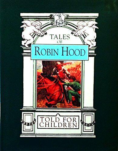 Tales Robin Hood Children Woolf