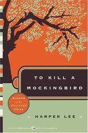 To Kill a Mockingbird Lee