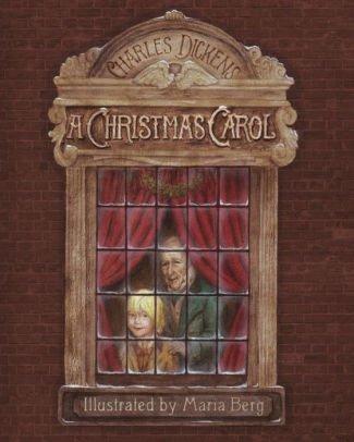 Christmas Carol Dickens Berg