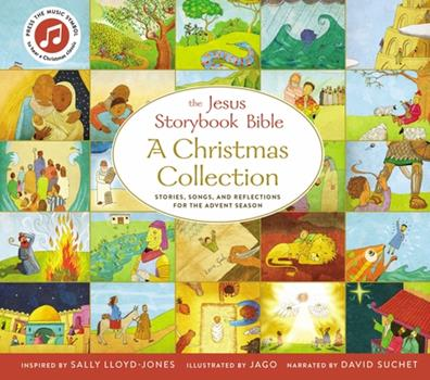 Jesus Storybook Bible Christmas Collection