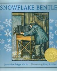 Snowflake Bentley Martin Ararian